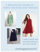 cover for Blouse, Skirt, and Dress tutorial