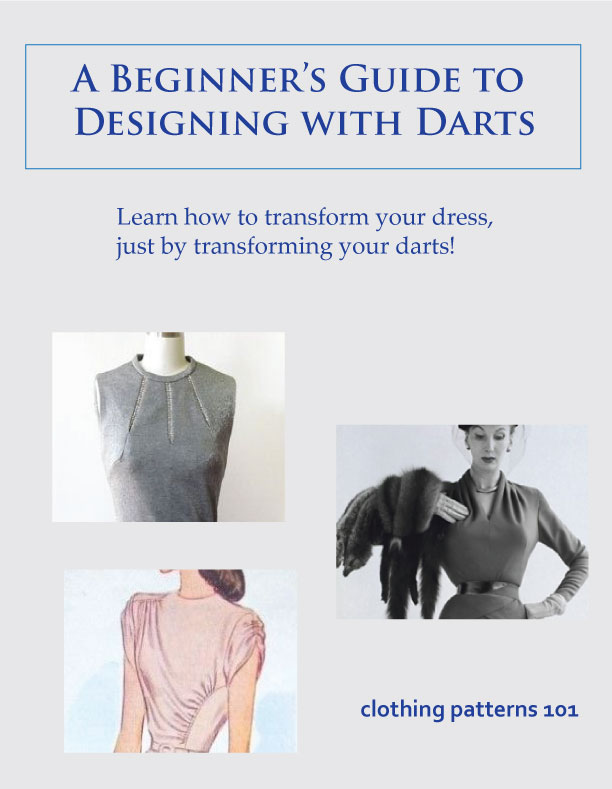 cover for Designing with Darts tutorial
