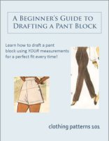 cover for Pant Block tutorial