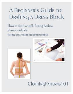 cover for Dress Block tutorial