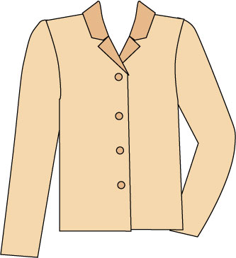 blouse with convertible collar, worn open