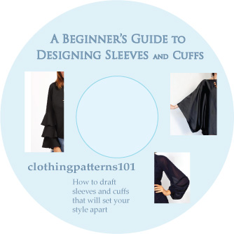 DVD cover for Beginner's Guide to Sleeves and Cuffs tutorial