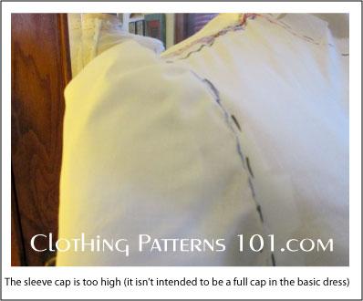 sleeve cap