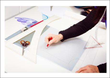 Start Making Patterns With The Right Drafting Tools Inspiration Pattern Making Supplies